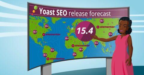 Yoast SEO 15.4 : intégration transparente avec Elementor