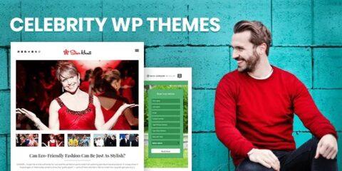 25 exemples de sites de célébrités incroyablement propulsés par WordPress