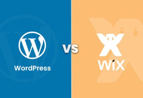 Wix vs WordPress : quel est le meilleur pour le référencement SEO ?